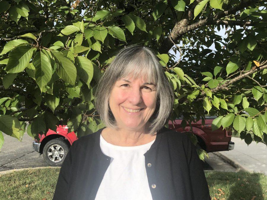 2019 marks Linda Bowers's 46 years at Bridgewater College.