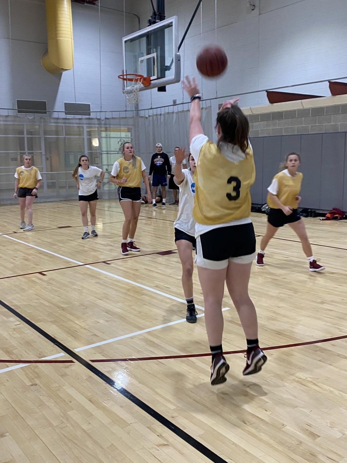 Bridgewater+College+Intramural+Basketball