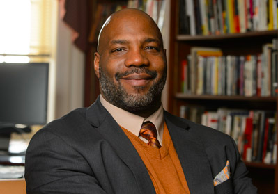 "Winner of the 2015 Hillman Prize for Opinion and Analysis Journalism for his New Yorker columns, Jelani Cobb, to give a lecture titled ""The Half-Life of Freedom: Race and Justice in America Today"" at Bridgewater College."