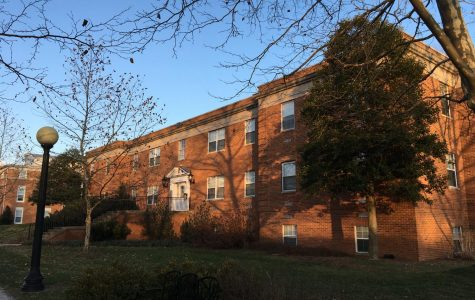 Wakeman Hall, a first-year residence hall, will be undergoing major renovations over the summer and into Fall 2020