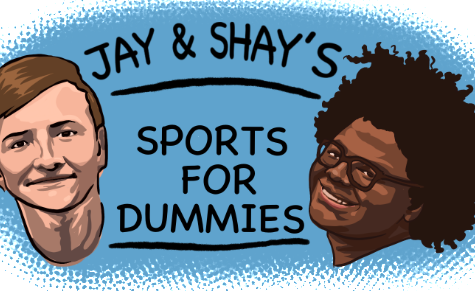 Jay and Shay's Sports for Dummies