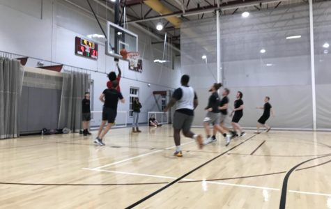 Intramural Basketball: Final Week of Regular Season