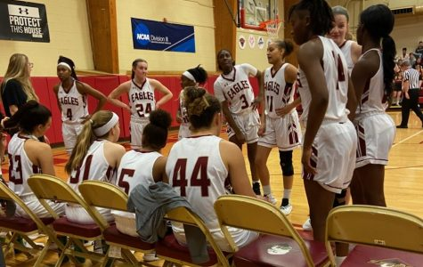 Women's Basketball Wins Eighth Game In a Row