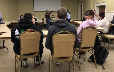 Recent Student Senate Meetings Bring Changes to Various Organizations