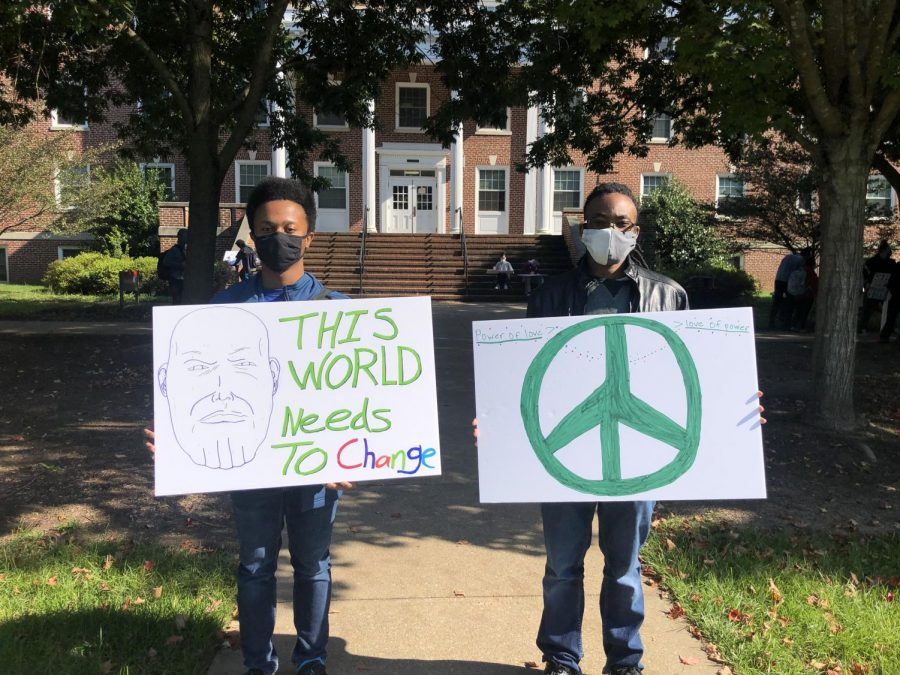 Black+Student+Association+Led+Walk+for+Peace