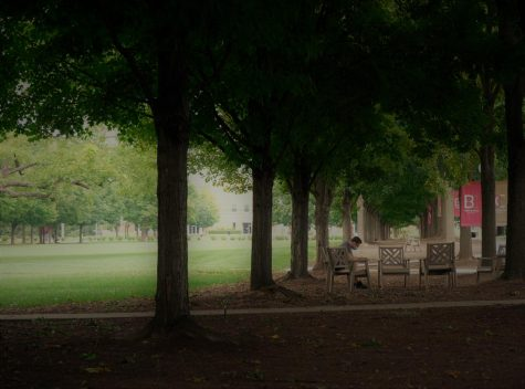 Bridgewater College Campus patiently awaits the day when its community members can be reunited again.