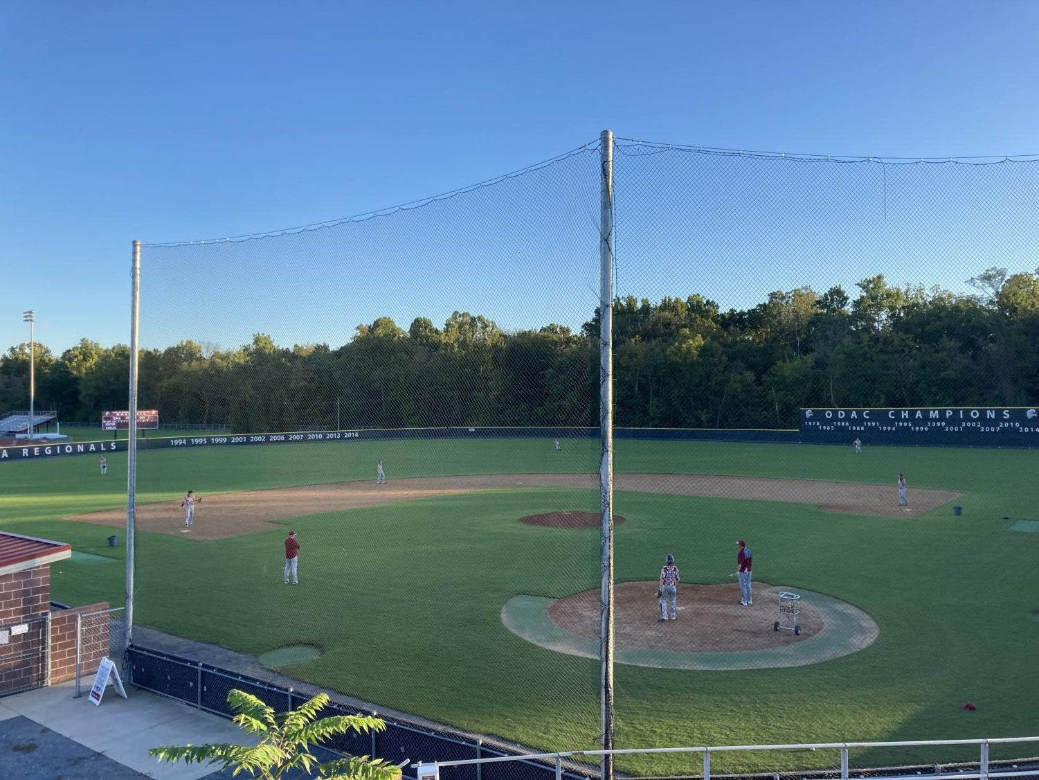 Bridgewater+College+Baseball+has+Officially+Returned+to+the+Field