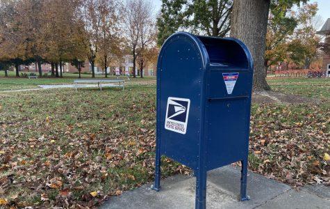 Postal box
