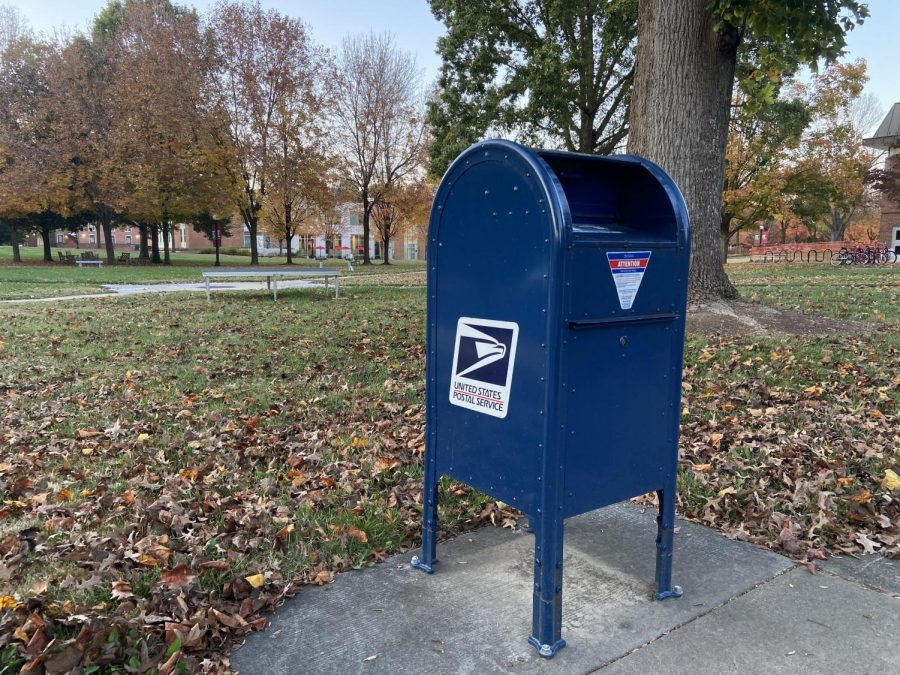 Postal+box