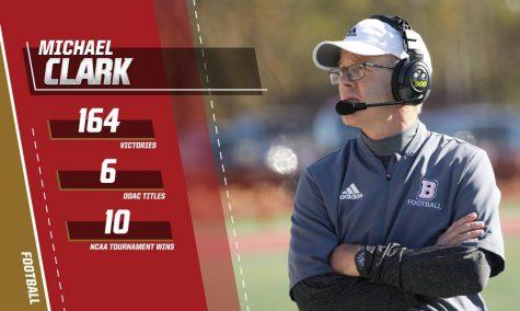 Coach Michael Clark