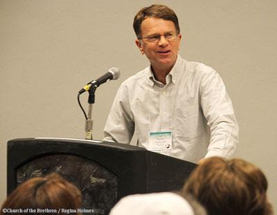 Dr. Steve Longenecker