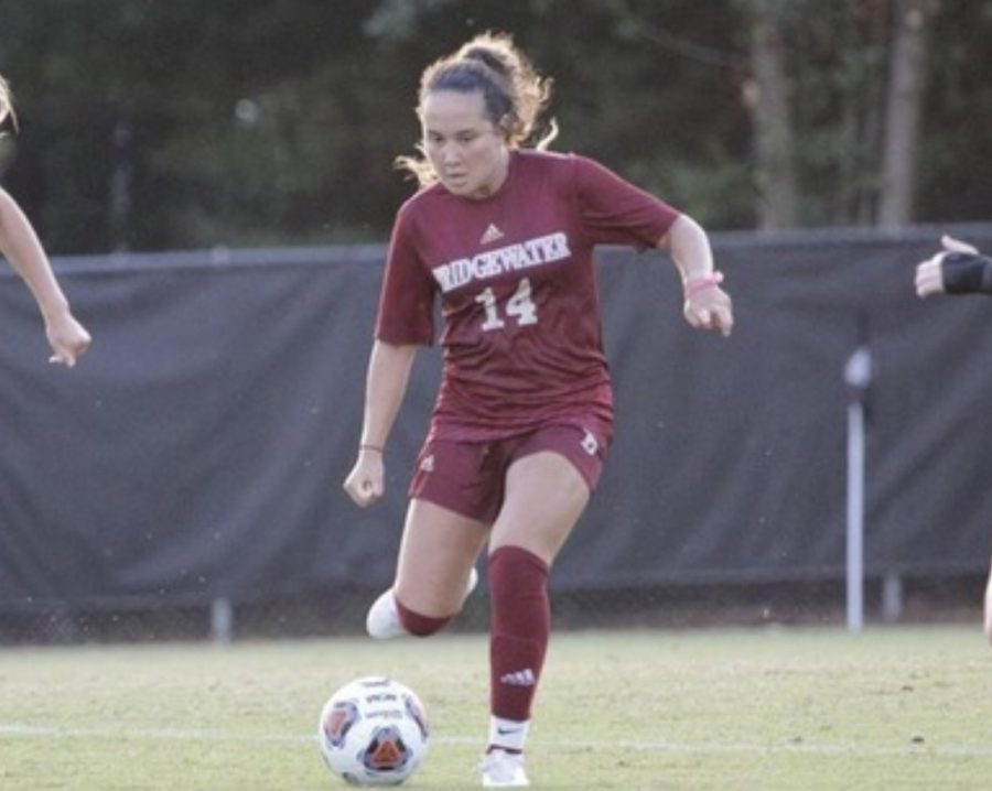 Women's Soccer Hanna Randolph