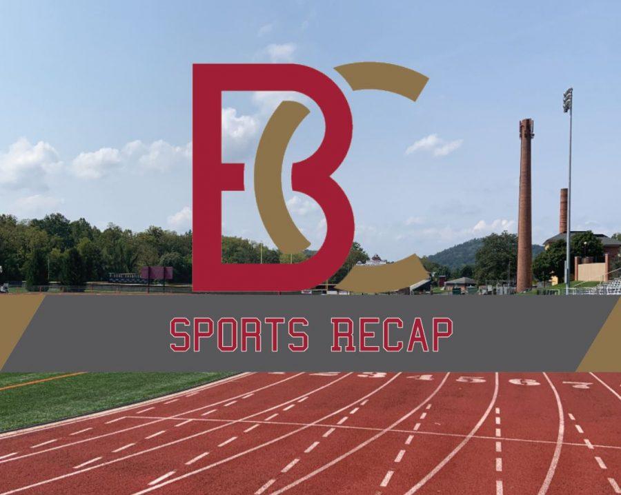 BC Sports Recap Logo