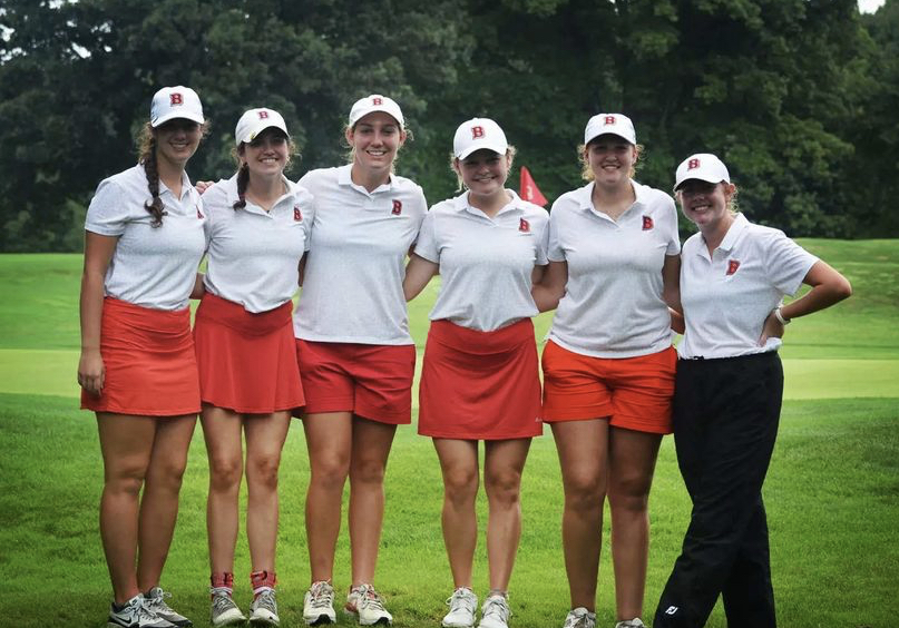 Women Golf Team