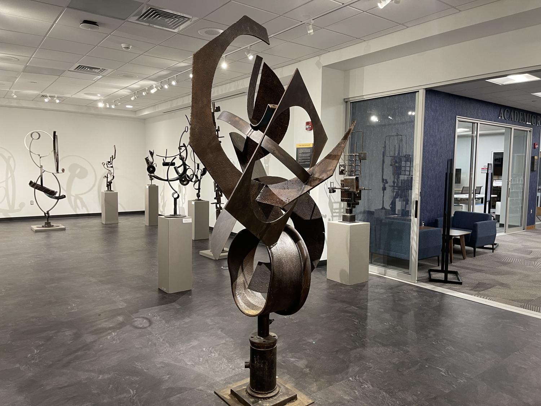 Associate+Professor+of+Art+Michael+Hough+Exhibits+%E2%80%9CSabbatical+Works+3%E2%80%9D