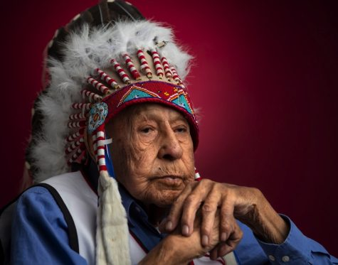 Chief Earl Old Person
