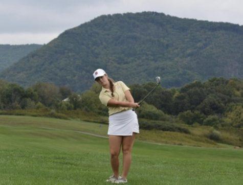 First-year Sophia Martone